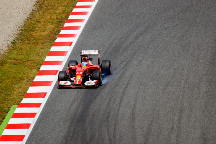 Zegarek Formula 1