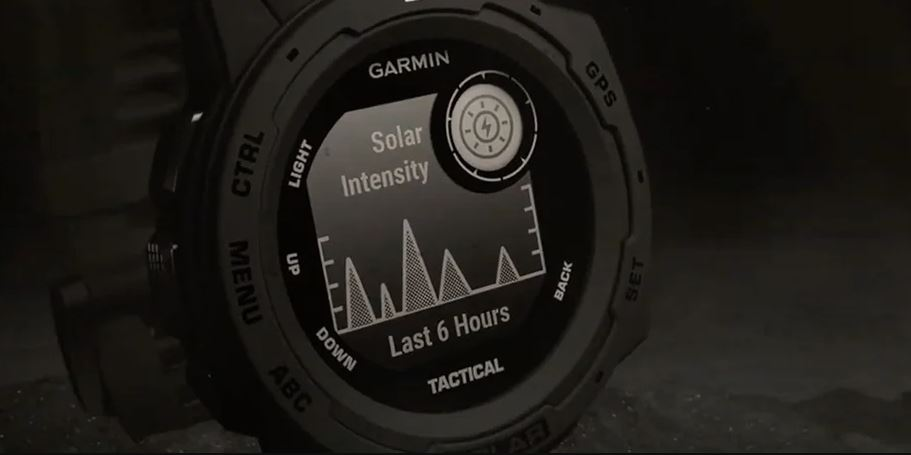 Garmin Instinct Solar