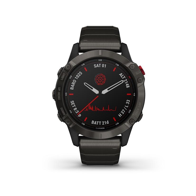 Garmin Fenix 6 PRO najpopularniejszy zegarek Garmin
